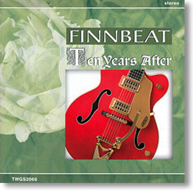 """""""Ten Years After"""" instrumental CD by Finnbeat"""