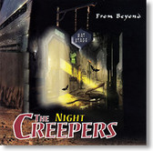 """From Beyond"" surf CD by The Night Creepers"