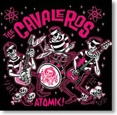 """Atomic"" surf CD by The Cavaleros"