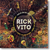 """Mojo on My Side"" blues CD by Rick Vito"