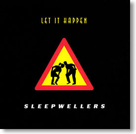 """Let It Happen"" blues CD by Sleepwellers"