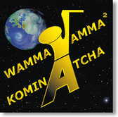 """KominAtcha"" blues CD by Wamma Jamma"