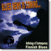 """Blue News Is Coming..."" blues CD by Various Artists"