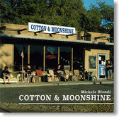 """Cotton & Moonshine"" blues CD by Michele Biondi"