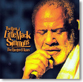 """The Best of The Electro-Fi Years"" blues CD by Little Mack Simmons"