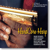 """HardCore Harp"" blues CD by Various Artists"