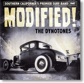 """Modified!"" surf CD by The Dynotones"