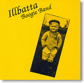 """Self Titled"" blues CD by Illbatta Boogie Band"