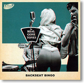 """Backseat Bingo"" rockabilly CD by The Real Gone Tones"