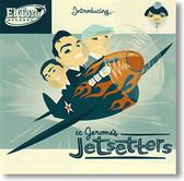 """Introducing"" rockabilly CD by CC Jerome's Jetsetters"