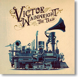 """""""Self Titled"""" blues CD by Victor Wainwright and The Train"""