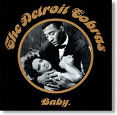 """Baby."" blues CD by The Detroit Cobras"
