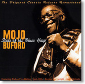 """State of The Blues Harp"" blues CD by Mojo Buford"