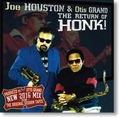 """The Return of Honk!"" blues CD by Joe Houston & Otis Grand"