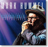 """Harpbreaker"" blues CD by Mark Hummel"