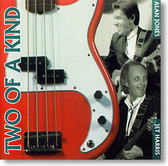 """Two of A Kind"" instrumental CD by Alan Jones & Jet Harris"