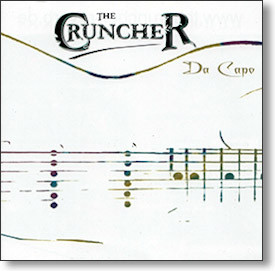 """Da Capo"" surf CD by The Cruncher"