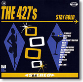 """Stay Gold"" surf CD by The 427's"