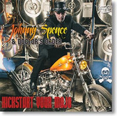 """Kickstart Your Mojo"" rockabilly CD by Johnny Spence & Doctor's Order"