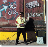 """Longshot"" blues CD by Joe T. Cook"