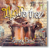 """Strong Brew"" blues CD by XXX"