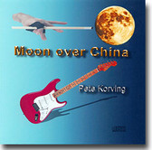 """""""Moon Over China"""" surf CD by Pete Korving"""