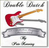 """""""Double Dutch"""" surf CD by Pete Korving"""