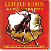 Leopold Kraus Wellenkapelle - 15 Black Forest Surf Originals