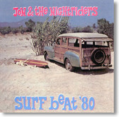 Jon & The Nightriders - Surf Beat '80
