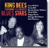 King Bees - Featuring The Greatest Blues Stars  CD