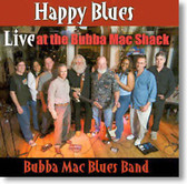 Bubba Mac Blues Band - Happy Blues