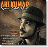 Aki Kumar - Don't Hold Back