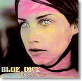 Blue Dice - Snake Eyes