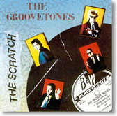 """The Scratch"" blues CD by The Groovetones"