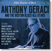 Anthony Geraci and The Boston Blues All Stars - Fifty Shades of Blue