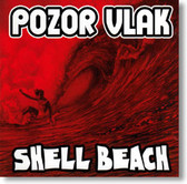 Pozor Vlak - Shell Beach