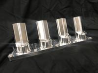 Modular Ford Billet/Sheet Metal Plenum Intake - Shelby Mike