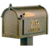 Premium Curbside Mailbox Package