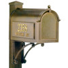 Superior Curbside Mailbox Package