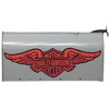 Vinyl Graphic Mailbox Harley Davidson