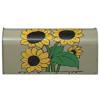 Vinyl Graphic Mailbox Sunflower