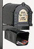 Keystone Mailbox Newspaper Holder