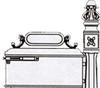 IMPERIAL MAILBOX SYSTEM #110K - Knob Door
