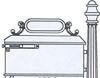 IMPERIAL MAILBOX SYSTEM #304-510K - Knob Door