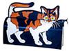 Calico Cat Mailbox