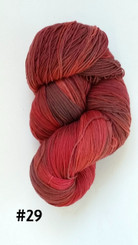Whimsical Yarn Hand Dyed Fingering