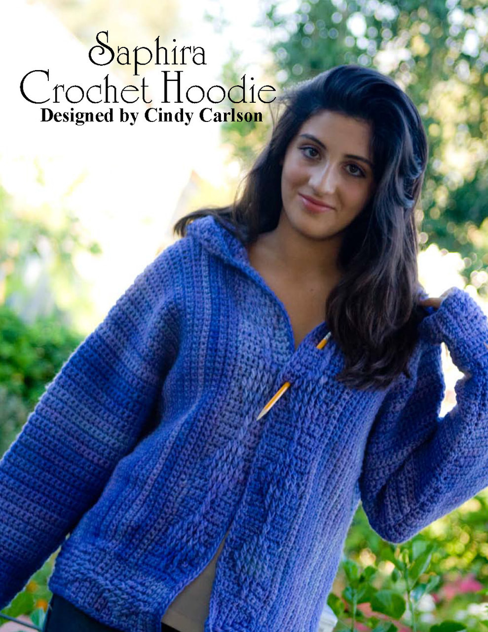 Saphira Crochet Hoodie Pattern Whimsical Yarn
