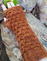 Bee My Honey Glove Pattern