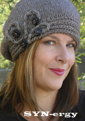 Synergy Downton Abbey Hat Pattern