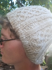 Celtic Desire Cable Hat Pattern